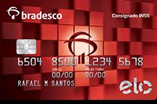 Cartão Bradesco Consignado Elo INSS