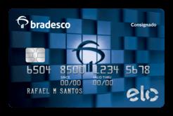 Cartão Bradesco Consignado Elo Internacional