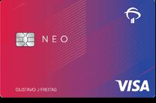 Cartão Bradesco Visa Neo