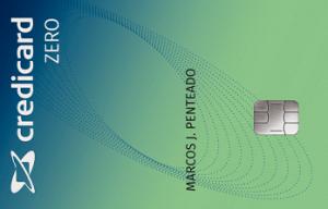 Credicard Zero Cartão sem Anuidade