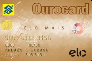 Cartão de Crédito Elo Mais Banco do Brasil