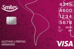 Cartão Smiles Banco do Brasil