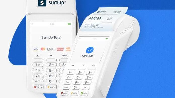 Sumup Máquina de cartão de crédito