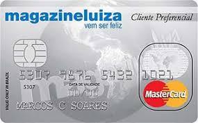 Cartão Magazine Luiza Preferencial