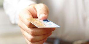 Cartão de crédito de aprovação imediata