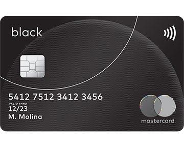 Mastercard Black