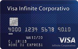 Visa Infinite Corporativo