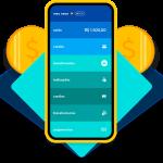App cartão Neon
