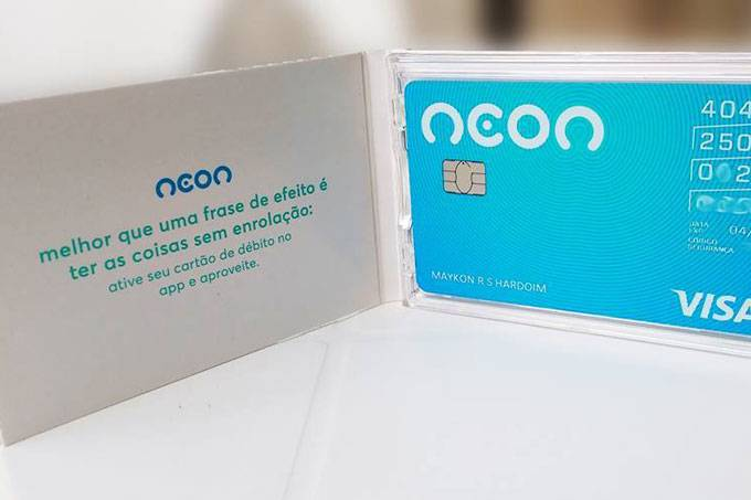 Ativar Cartão Neon