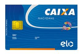 Caixa Nacional Elo Cartão de Crédito