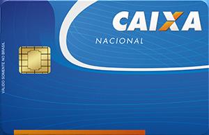 Cartão de Crédito Caixa Renda de R$ 500,00