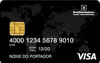 Cartão de crédito Brazil Business Bank