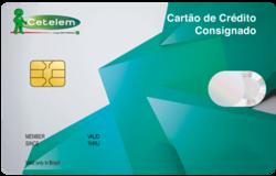 Cartão de Crédito Cetelém Consignado