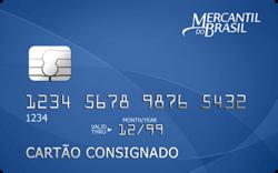 Cartão de Crédito Mercantil