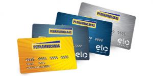 Tipos Cartão Pernambucanas