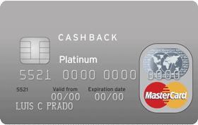 Cash Back Platinum Citybank