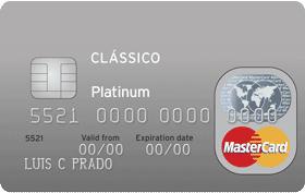 Citybank cartão de crédito Classico Platinum