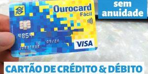 ourocard cartao credito